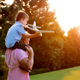 Here's How to Co-Parent During Summer Vacation
