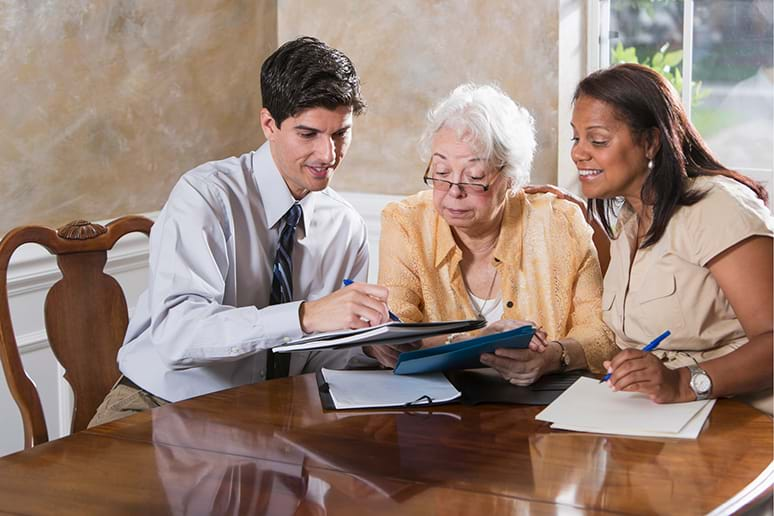 Helping an Elder Make a Power of Attorney